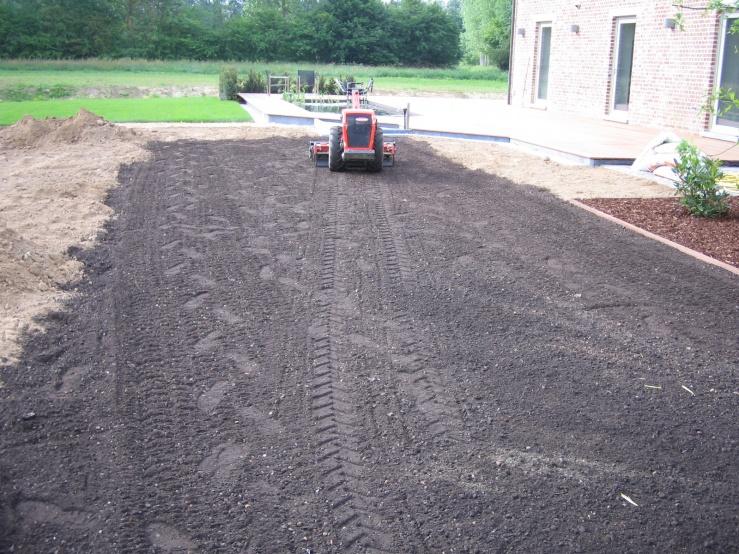 Henskens tuinplanning attenrode wever for Zwemvijver filtersysteem