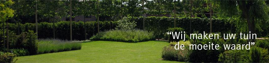 Henskens tuinplanning tuinaanleg onderhoud aannemers for Tuinen aanleggen foto s